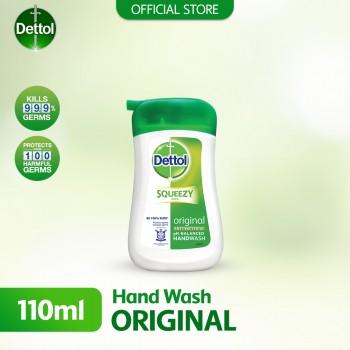 Dettol Squeezy Handwash 110ml