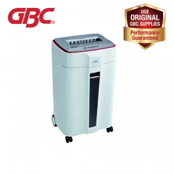 GBC ShredMaster 35SX - 4x25mm Cross Cut Small Office Shredder (Item No: G07-44)