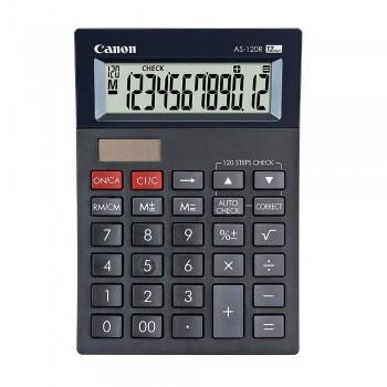 Canon AS-120R Arc Design Desktop 12 Digits Calculator