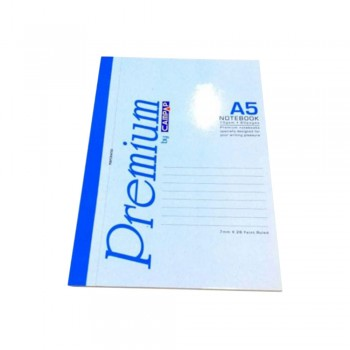 Campap A5 Premium Notebook 80 Pages CA3582