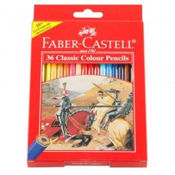 Faber Castell Classic Colouring Pencil-36L (Item No: B05-06) A1R2B194