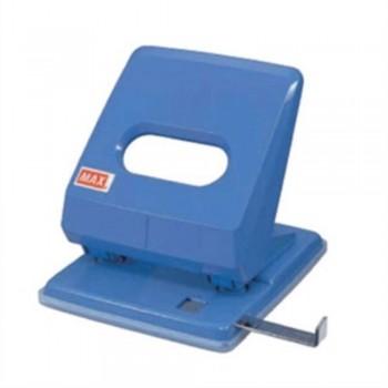 MAX DP-F2GF Paper Puncher (50shts) - Blue (Item No: B07-08BL) A1R2B240