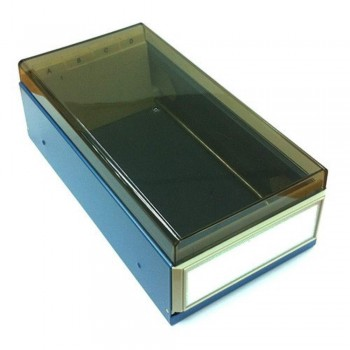 Name Card Case - 600 Cards, A-Z Indexes (Item No: B01-42) A1R2B41