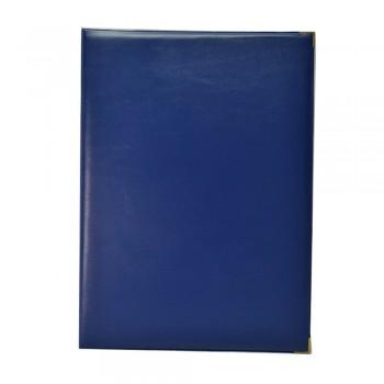 1170A Certificate Holder (with sponge) - Dark Blue