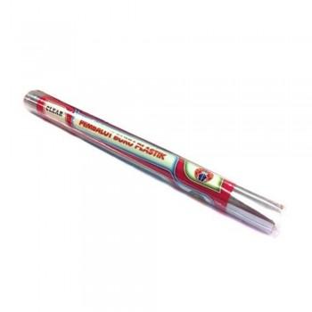"""Clear Book Wrapper 13"""" X 10m (KD13100C)"""