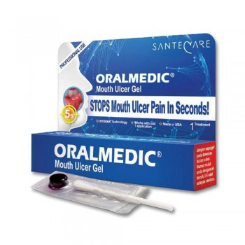 Oralmedic Mouth Ulcer Gel 0.3ml