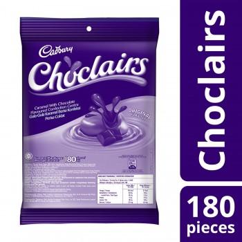 Cadbury Choclairs Refill Pack (180pcs)