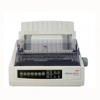 OKI 390T PLUS - A4 24-Pin Parallel & USB interfaces  Dot Matrix PRINTER - 42089421 (Item No : OKI 390T PRT)