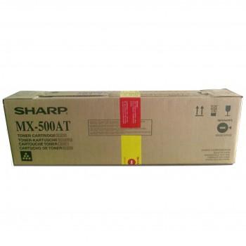 Sharp MX-500AT Black Toner Cartridge