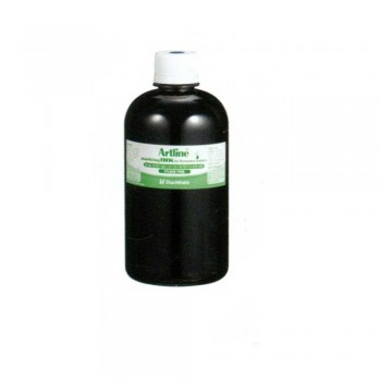 Artline ESK20 Permanent Marker Refill Ink 500ML - Black