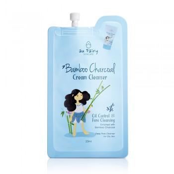 Aufairy Bamboo Charcoal Cream Cleanser - 20ml